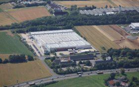 Industrie- und Gewerbeflächen