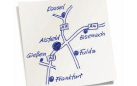 Lage und Verkehrsanbindung
