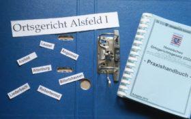 Ortsgerichtsbezirk Alsfeld I