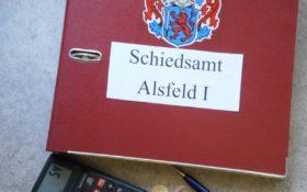 Schiedsamtsbezirk Alsfeld I