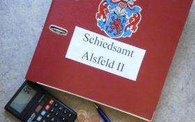 Schiedsamtsbezirk Alsfeld II