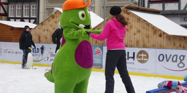 Kruschel on Ice