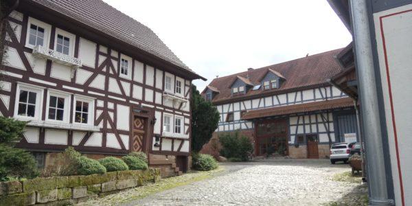 Gebäude in Hattendorf