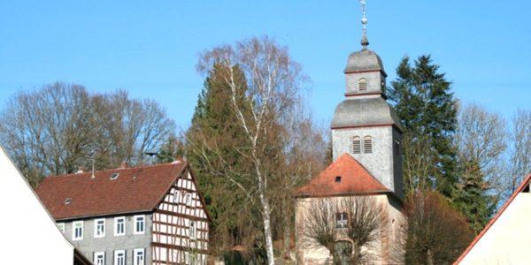 Kirche in Berfa