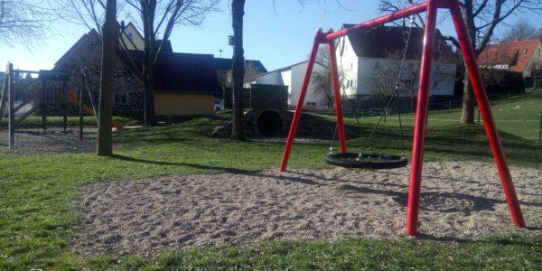 Spielplatz in Elbenrod