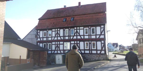 Wohnhaus in Schwabenrod