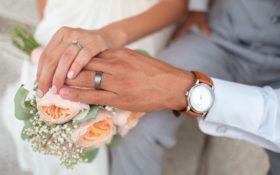 Anmeldung der Eheschließung