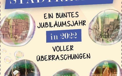 800 Jahre Alsfeld Anzeige